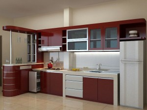 jual kitchenset KS5