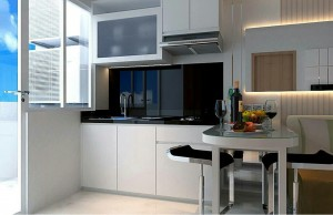 Kitchen Set Apartemen Studio Wa 0822 429 77998 Legend